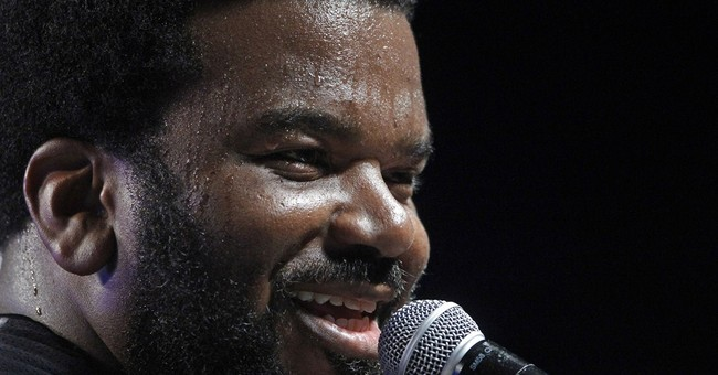Funky and funny: Craig Robinson jams at Bonnaroo